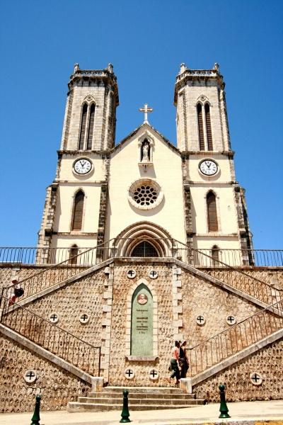 セントジョセフ大聖堂外観